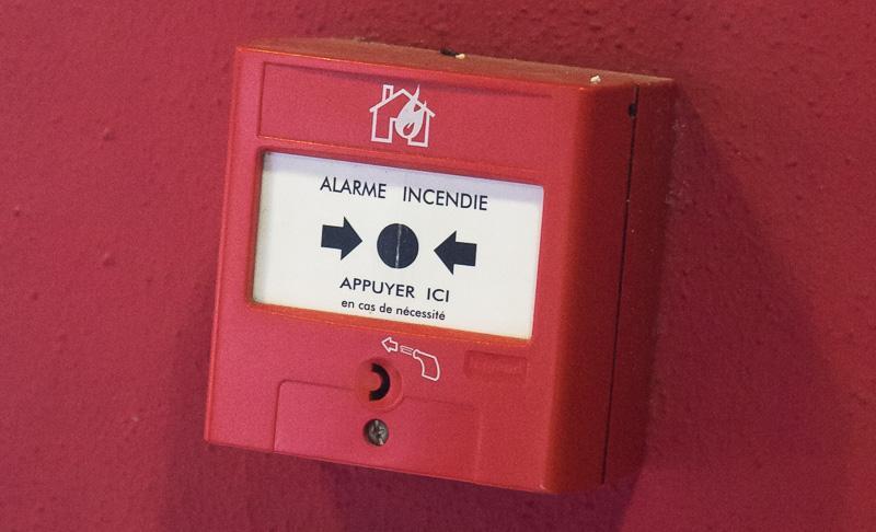Alerte, alarme et évacuation des locaux - Sécurité incendie