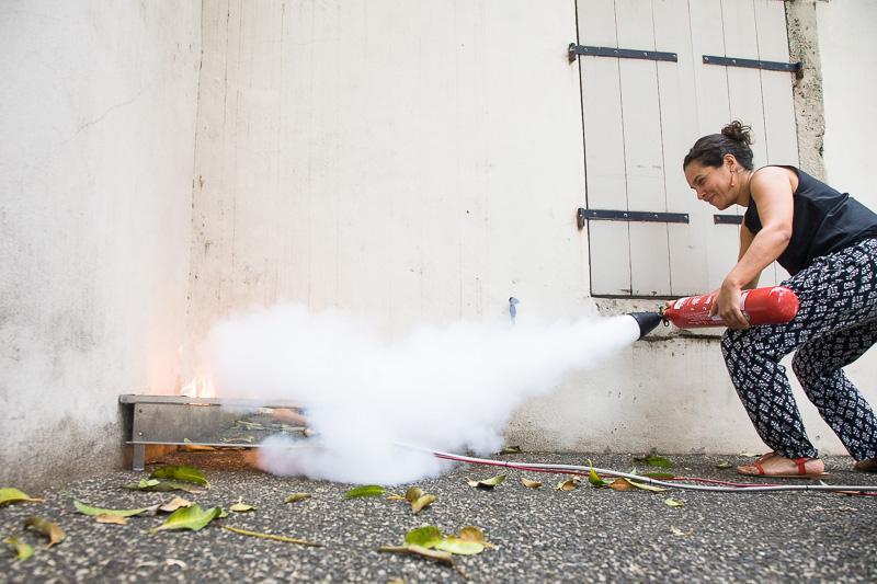 Formation prévention sécurité incendie