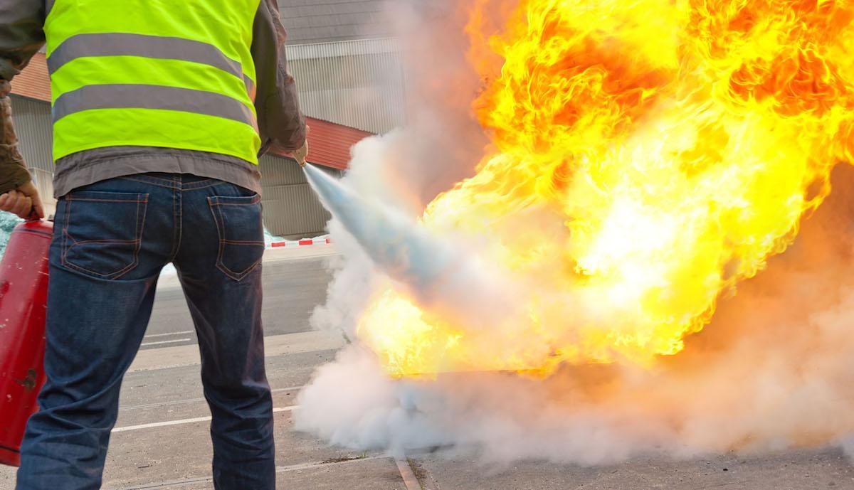 formation incendie à la réunion GAPI Formation Elodie TORRENS