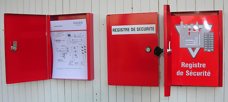 registre de sécurité GAPI Formation Elodie TORRENS